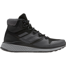 adidas TERREX Folgian Hiker Mid Gore-Tex Zapatillas Senderismo Hombre, core black/grey three/grey one